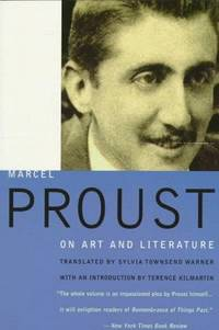 image of Proust on Art and Literature