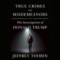 image of True Crimes and Misdemeanors: The Investigation of Donald Trump