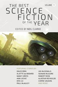 image of The Best Science Fiction of the Year: Volume One