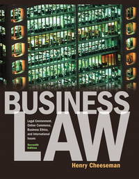 image of Business Law