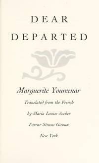 DEAR DEPARTED: A Memoir