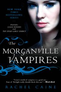 image of The Morganville Vampires: Glass Houses and the Dead Girls' Dance