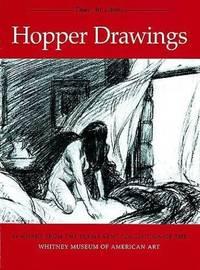 Hopper Drawings (Dover Art Library)