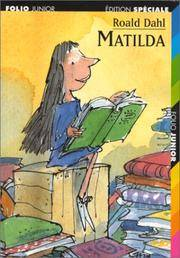 image of Matilda (FOLIO JUNIOR EDITION SPECIALE (2)) (French Edition)
