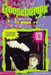 T. V. Book #7 : The Headless Ghost