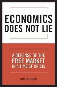 Economics Does Not Lie