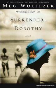 image of Surrender, Dorothy: A Novel
