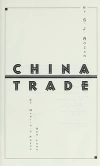 China Trade (Lydia Chin, Bill Smith Mystery)