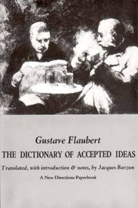 The Dictionary Of Accepted Ideas