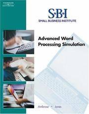 SBI: Advanced Word Processing Simulation