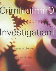 Criminal Investigation