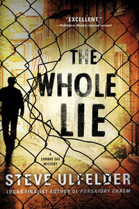 The Whole Lie  **SIGNED**LINED**DATED**
