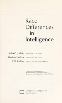 Race Differences in Intelligence.