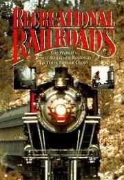 Recreational Railroads
