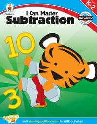 I Can Master Subtraction, Grades K - 2