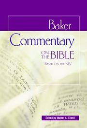 Baker Commentary on the Bible, Based on the NIV