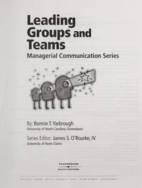 Module 1  Leading Groups and Teams