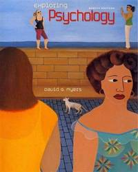 Exploring Psychology (Paper) & Worth Online Video Tool Kit for Introductory Psychology by David G. Myers - Paperback - 2010-06-01 - from Books Express and Biblio.com