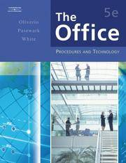The Office: Procedures And Technology (FBLA - All)