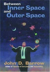 image of Between Inner Space and Outer Space: Essays on Science, Art, and Philosophy