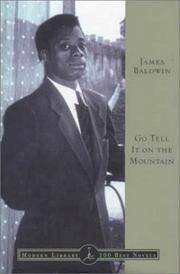 Go Tell It on the Mountain (Modern Library) by  James Baldwin - Hardcover - from Bonita (SKU: 0679601546.X)