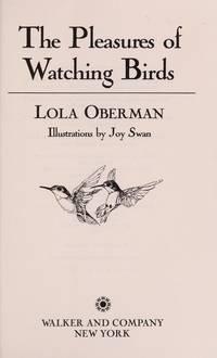 The Pleasures of Watching Birds