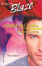 Double The Thrill (Harlequin Blaze #50)