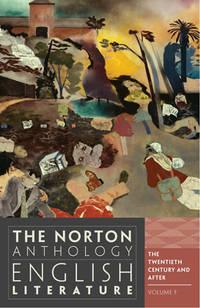 The Norton Anthology of English Literature (Ninth Edition) (Vol. F) PB