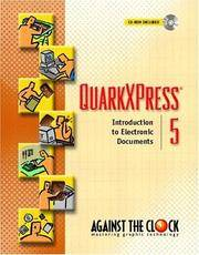 QuarkXPress 5: Introduction to Electronic Documents (Against the Clock)