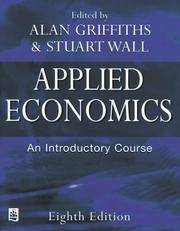 image of APPLIED ECONOMICS: AN INTRODUCTORY COURSE