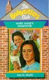 image of Mary Anne's Makeover (Babysitters Club)