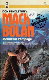 image of Mack Bolan - Mountain Rampage (The Executioner Series No. 54)