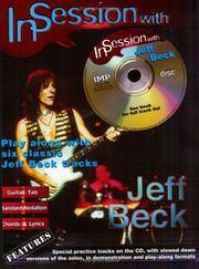 In Session with Jeff Beck / Guitar-Tab Book and CD (In Session)
