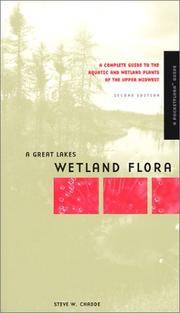 A Great Lakes Wetland Flora (Second Edition)