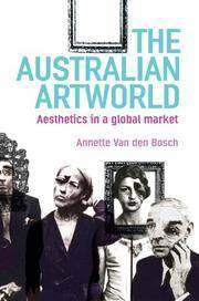 The Australian Art World : Aesthetics in a Global Market