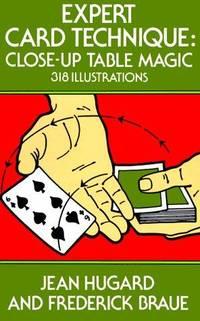 EXPERT CARD TECHNIQUE : Close-Up Table Magic