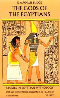 The Gods of the Egyptians, Volume 1 Only