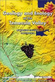 Geology and Enology of the Temecula Valley
