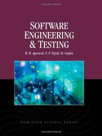 Software Engineering and Testing: An Introduction (Computer Science)