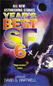 Year's Best SF 6 (Year's Best SF (Science Fiction)) by  David G Hartwell  - Paperback  - 2001  - from Nerman's Books and Collectibles (SKU: 2Z41155)