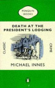 Death at the President's Lodging (Classic Crime)