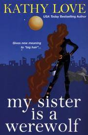 My Sister is a Werewolf (The Young Brothers, Book 4)