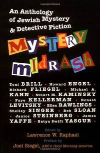 Mystery Midrash: An Anthology of Jewish Mystery & Detective Fiction