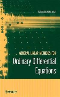 General Linear Methods for Ordinary Differential Equations