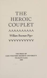The Heroic Couplet.
