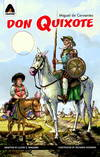 image of Don Quixote: Part 1: The Graphic Novel (Campfire Graphic Novels)
