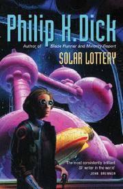 image of Solar Lottery (Gollancz SF)