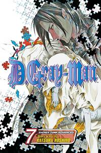 D. Gray-Man Vol. 7