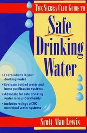 SC-Guide/Safe Drinking Water
