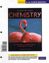 image of Chemistry: An Introduction to General, Organic, and Biological Chemistry, Books a la Carte Plus MasteringChemistry® (11th Edition)